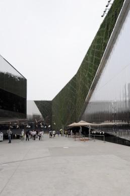 Expo 2010 Shanghai China, Canada Pavilion in Shanghai, China by architect Saia Barbarese Topouzanov Architects