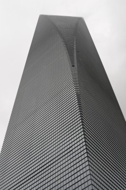 Shanghai World Financial Center in Shanghai, China by architect Kohn Pederson Fox