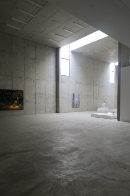 Pace Gallery Beijing in Beijing, China by architect Gluckman Mayner Architects