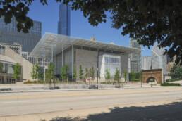 Renzo Piano Art Institute of Chicago AIC Exterior