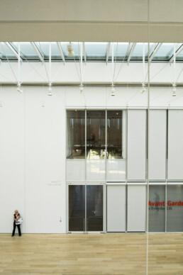 Renzo Piano Art Institute of Chicago AIC Interior