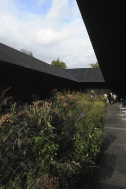 2011 Serpentine Gallery in London, Britain by architect Peter Zumthor