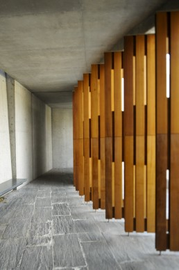 The Scripps Research Institute in San Diego, California by architects Tod Williams, Billie Tsien, Tod Williams Billie Tsien Architects