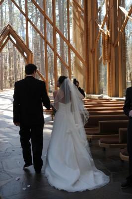 Bridal depart