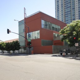 Museum of Contemporary Art San Diego in San Diego, California by architect Gluckman Mayner Architects