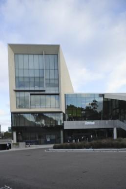 University of California San Diego, Price Center in San Diego, California by architect Mehrdad Yazdani