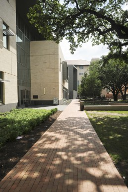 University of Texas at Austin, Student Activities Center in Austin, Texas by architects Overland Partners Architects, WTW Architects