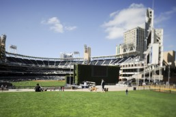 Petco Park in San Diego, California by architects Antoine Predock, HOK Sport
