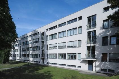 The Weissenhof Estate, Stuttgart, Germany 1927