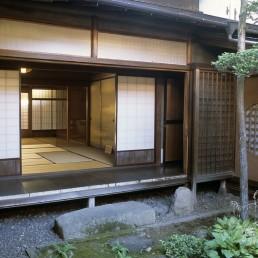 Yoshijima Heritage House in Takayama, Japan