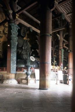 Todai-ji in Nara, Japan