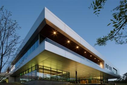 B. L. Harbert International headquarters in Birmingham, AL