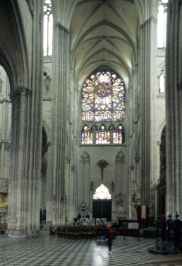 Amiens Cathedral in Amiens, France