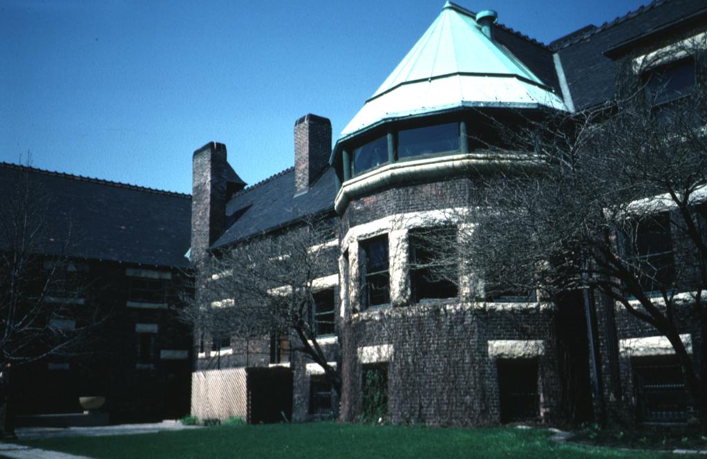 Glessner House Larry Speck
