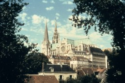 Chartres Cathedral photograph by Larry Speck