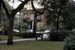 Mercer Williams House in Savannah, Georgia by architect John S. Norris