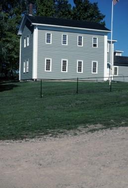 Canterbury Shaker Village in Canterbury, New Hampshire