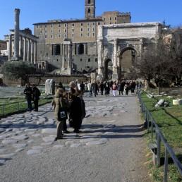 Campidoglio in Rome, Italy