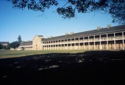 Victoria Barracks in Sydney, Australia