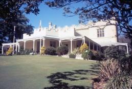Vaucluse House in Sydney, Australia