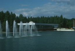 Tapiola in Tapiola, Finland