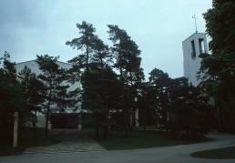 Resurrection Chapel in Turku, Finland