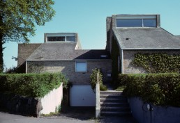 Soholm Row Houses in Copenhagen, Klampenborg by architect Arne Jacobsen