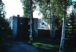 town houses in Tapiola, Finland by architects Kaija Siren, Heikki Siren