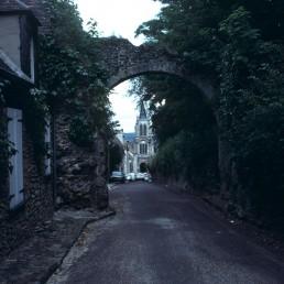 Montfort-l'Amaury in Montfort-l'Amaury, France