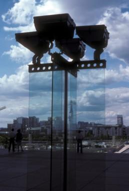 La Grande Arche de La Défense in Paris, La Défense by architects Paul Andreu, Johann Otto von Spreckelsen, Erik Reitzel