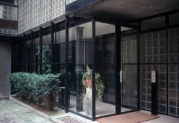 Maison de Verre in Paris, France by architects Pierre Chareau, Bernard Bijvoet