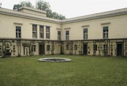 Glienicke Palace in Berlin, Germany by architect Karl Friedrick Schinkel