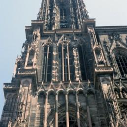 Freiburg Cathedral in Freiburg, Germany