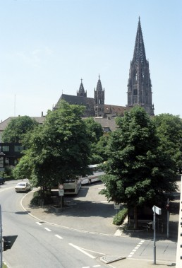 Freiburg Cathedral in Freiburg, Germany