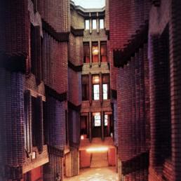 IG Farben Building in Frankfurt, Germany by architect Hans Poelzig