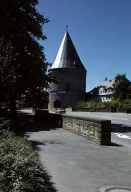 Broad Gate in Goslar, Germany