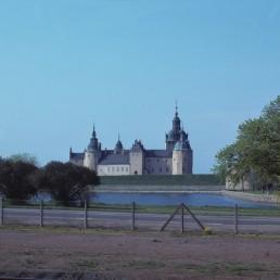 Kalmar Castle in Kalmar, Sweden
