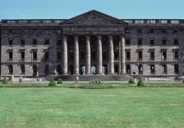 Schloss Wilhelmshohe Palace in Kassel, Germany by architect Simon Louis du Ry