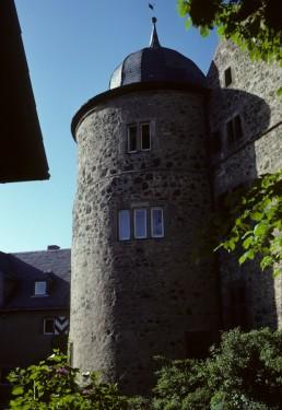 Sababurg Castle in Sababurg, Germany