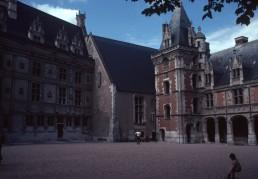 Château de Blois in Blois, France