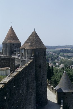 Carcassonne in Carcassonne, France