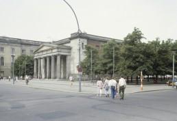 Alte Nationalgalerie in Berlin, Germany