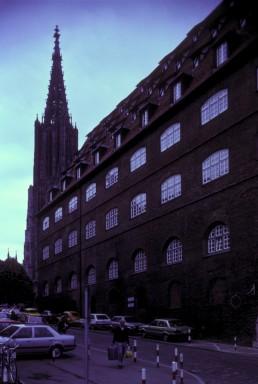 Ulm Minster in Ulm, Germany