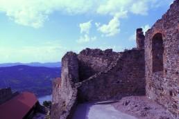 Visegrád Citadel in Visegrád, Hungary
