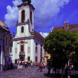Blagoveshchensk Church in Szentendre, Hungary