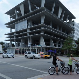 1111 Lincoln Road in Miami, Florida by architect Herzog & de Meuron