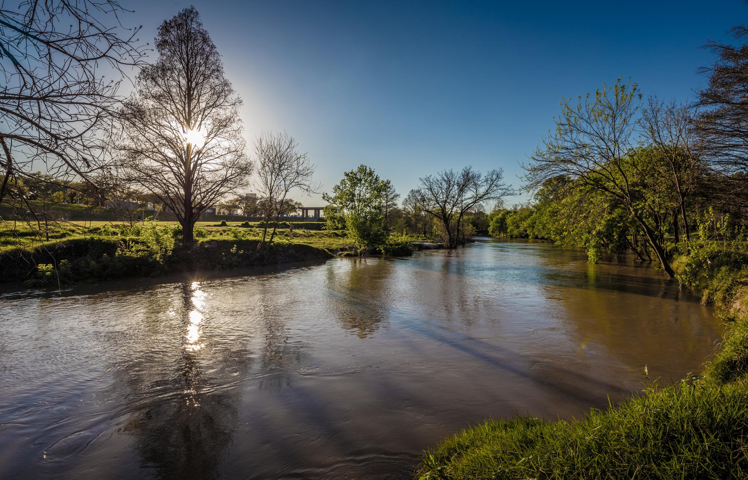 Buffalo Bayou, Houston   (c) Slyworks Photography