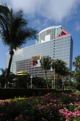 Atlantis Condominiums in Miami, Florida by architect Arquitectonica