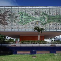 National YoungArts Foundation, the Jewel Box in Miami, Florida by architect Ignacio Cabrera-Justiz