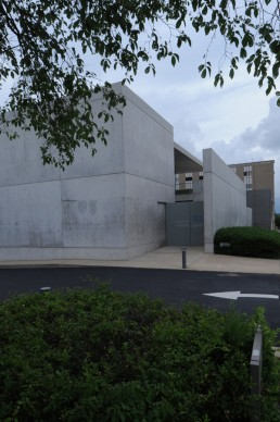 Contemporary Art Museum St. Louis in St. Louis, Missouri by architects Brad Cloepfil, Allied Works Architecture
